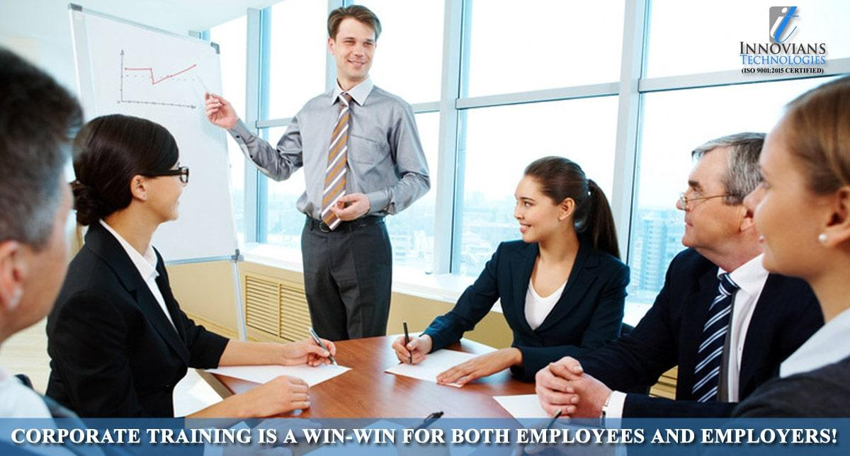 Corporate Training Is A Win-Win For Both Employees And Employers!